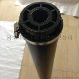 微孔管式曝氣器定製橡膠DN65mm納米微孔增氧穿孔