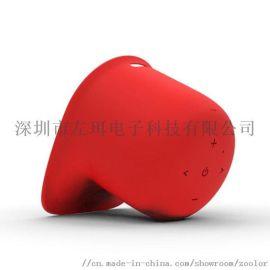 蓝牙音箱厂家创意时尚多彩帽子桌面礼品专利蓝牙音箱