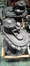 处理离合器压盘差速器总成 汉德35吨桥配件批发