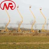 修剪樹木曲臂機 廣告安裝升降機 維修電力升降平臺