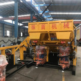 四川瀘州自動上料噴漿機組自動上料幹噴機組圖片