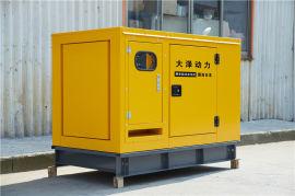100kw静音柴油发电机组