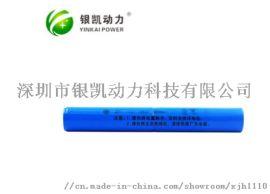 强光手电筒**电池3.7V4800mAh