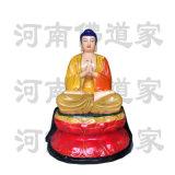 供应雄宝殿神像 释迦牟尼像 三宝佛 药师佛