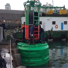 指示水下管线的柏泰塑料海上 戒线浮漂标