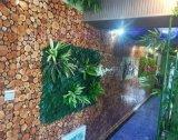 四川成都实木马赛克厂家直销咖啡厅网咖电视背景墙
