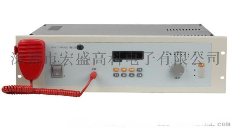 GB9242消防應急廣播主機接線/火災應急廣播系統