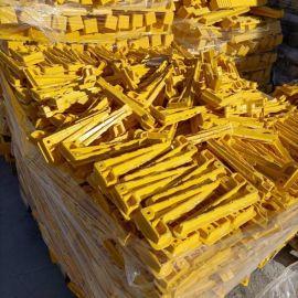 玻璃钢电缆梯子架螺钉式电缆托架规格