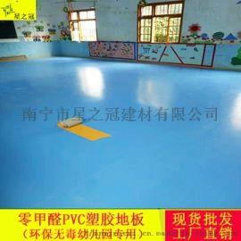 寒假PVC塑胶地垫地胶室内地胶地板教室  垫子
