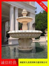 别墅景观水钵 门口喷泉的价钱