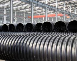江西HDPE钢带增强波纹管