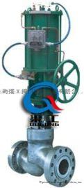 J640Y氣動高壓截止閥、J640Y高壓氣動截止閥