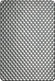 定制加工不锈钢压花板压纹板 不锈钢防滑板