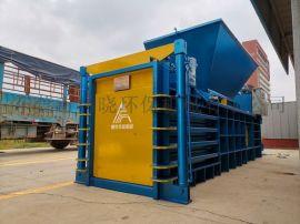 昌晓机械卧式液压半自动打包机 200T半自动打包机