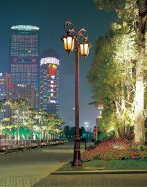 中晨庭院燈批量供應_不鏽鋼復古庭院燈