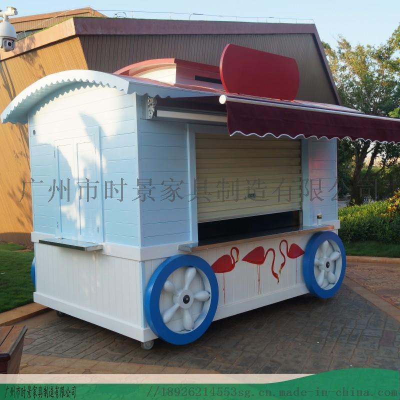 售 亭大促销,厂家定制售 亭工期短--广州时景家具