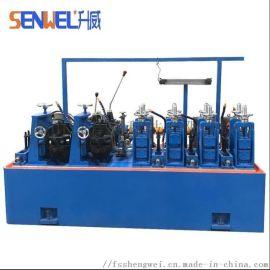 高频直缝焊管机 不锈钢焊管模具 升威源头厂家