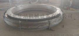 高温金属补偿器 耐温金属膨胀节 高温非金属软连接
