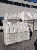 生产玻璃钢污水改造蓄水池两格式酸碱储罐