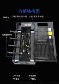 针对银行网点线路乱有什么好的整理设备方案吗?