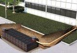 智慧型雨水收集蓄水池的安裝流程