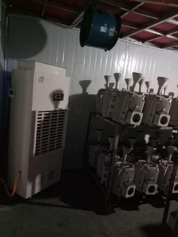 消失模烘乾房、熱泵消失模烘房、白模烘乾設備