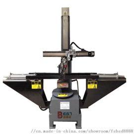 管道立式环缝焊接机 压力容器行业的直管法兰焊接