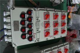 防爆断路器检修箱 BDZ防爆配电箱 防爆照明控制箱防爆箱 定做定制