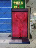 湖北天门三维针雕3d人体打印墙郑州三乐制造