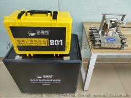 潔家邦大型廚房油煙機管道清洗設備