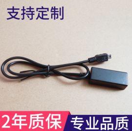 带数码显示遥控接收线 接收头延长线 红外线接收器
