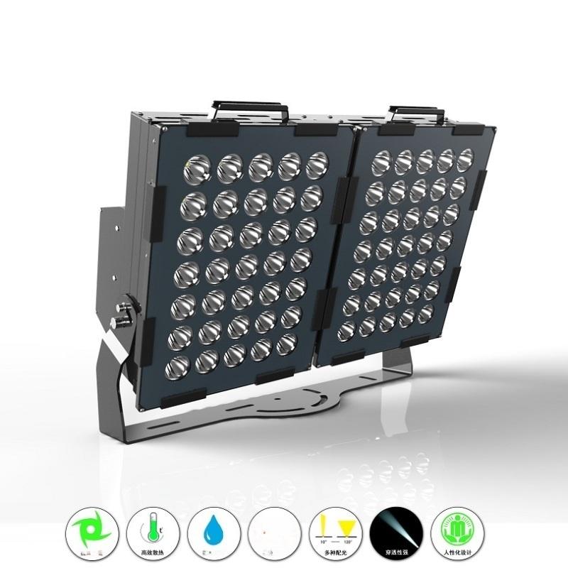 防爆LED球场高杆投光灯800W