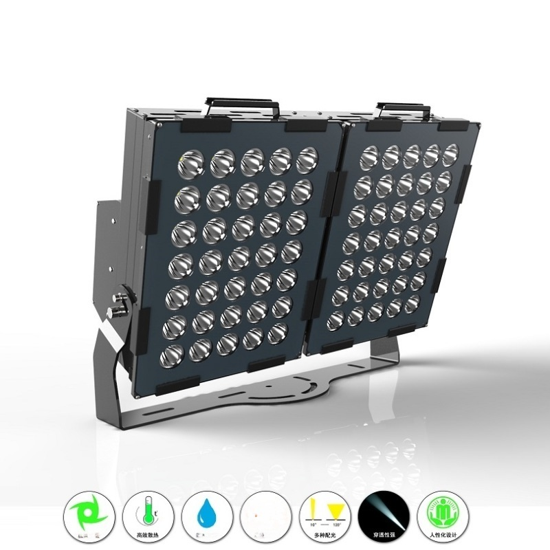 防爆LED球場高杆投光燈800W