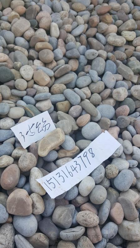 郑州五彩鹅卵石   永顺河滩石电话