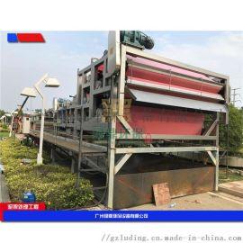 矿山污泥带式脱水机终身免费维护,制砂泥浆怎么处理