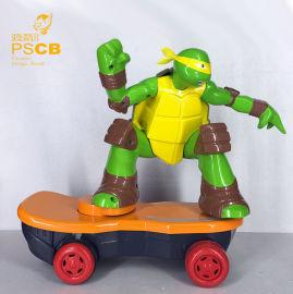 授权IP玩具设计3D结构设计手板模型制作公司