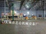 全自動水泥面砂漿巖棉復合板設備生產線廠家提供技術