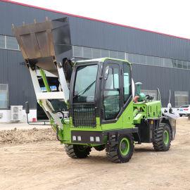 自上料混凝土搅拌车 全自动移动式多功能混泥土搅拌车
