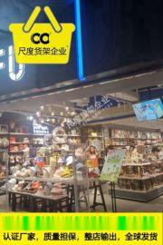 未来新的零售店应该有的样子|广州三福伶俐饰品货架