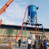 风力环保吸灰设备厂家 电厂粉煤灰装罐车气力输送机