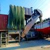 通暢熟料幹灰卸車機 集裝箱水泥中轉設備 無塵拆箱機