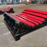 1.2米阻燃缓冲拖床 标准缓冲床 胶带机缓冲拖床