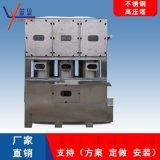 不锈钢高压喷淋塔高效脱硫除尘