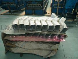 144*108彩钢落水管  南通生产彩钢落水管