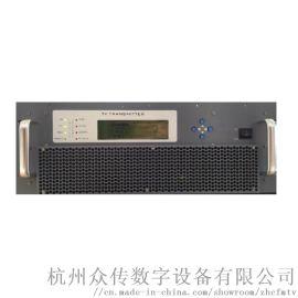 一体化3KW全制式模拟电视发射机 VHF频段