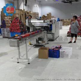 伺服枕式包装机全自动 专业定制枕式餐具包装机热收缩