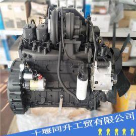 康明斯6缸发动机总成 涡轮增压 6BT柴油机