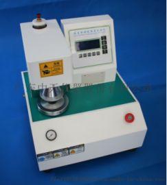 纸板耐破度测定仪 全自动破裂强度耐破强度试验机 破裂强度试验机