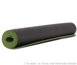 PU+TPE 瑜伽垫防滑健身初学者地垫