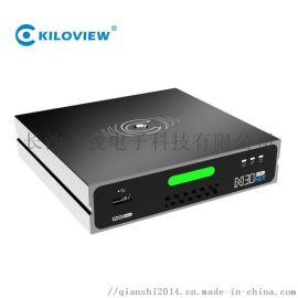 千视电子N30系列12G-SDI转NDI转换器
